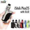 Eleaf - iStick Pico 25 Kit【温度管理機能・アップデート機能付き・電子タバコ/VAPEスターターキット】