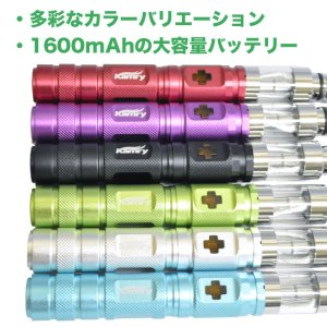 画像2: 【正規品】X7 - VAPE(XROSS 7)スターターキット【電子タバコ・電子シーシャ・VAPE】
