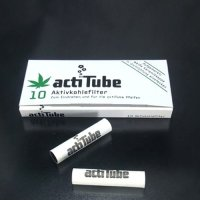 acti Tube(Tune) - 活性炭フィルター【レギュラーサイズ】10本入り