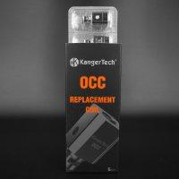 Kanger Tech - OCC・SUB TANK/TOPTANKシリーズ専用コイル(5個セット)