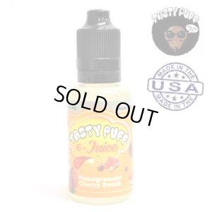 画像1: 【アメリカ産】TASTY PUFF  e-Juice 30ml/Pomegranate Cherry Bomb(ザクロxチェリー)【電子タバコ/電子シーシャ/VAPE用・補充リキッド】