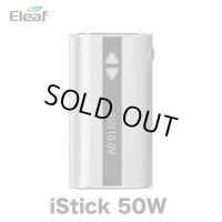 Eleaf  - iStick 50Wバッテリー【サブオーム対応・電子タバコ/VAPE バッテリー】