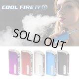 Innokin - Cool Fire IV【サブオーム対応・電子タバコ/VAPE バッテリー】