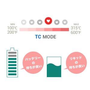 画像2: Eleaf  - iStick TC 60W 【温度管理機能付き・サブオーム対応】