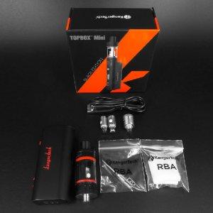 画像2: Kanger Tech - TOPBOX Mini【温度管理機能付き・電子タバコ/VAPEスターターキット】