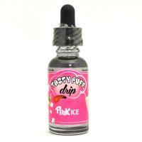 【アメリカ産】Tasty Puff Drip - PINK ICE(ピンクアイス)【電子タバコ/電子シーシャ/VAPE用・補充リキッド】