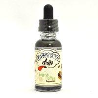 【アメリカ産】Tasty Puff Drip - English Toffee Cappuccino(イングリッシュトフィー・カプチーノ)【電子タバコ/電子シーシャ/VAPE用・補充リキッド】