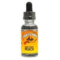 【アメリカ産】Tasty Puff Drip - PIMPY FRESH PEACH(ピンピイフレッシュ・ピーチ)【電子タバコ/電子シーシャ/VAPE用・補充リキッド】