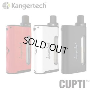 画像2: Kanger Tech - CUPTI【温度管理機能付き・電子タバコ/VAPE スターターキット】