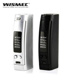 画像1: WISMEC  - Presa TC75W (Ver 3.0)【温度管理機能・アップデート機能付き・電子タバコ/VAPE】