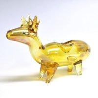 アニマル・ガラスパイプ「Deer Pipe」