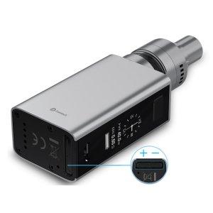 画像2: Joyetech - eVic Basic with CUBIS Pro Mini(Ver 4.02)【温度管理機能・アップデート機能付き・電子タバコ/VAPEスターターキット】