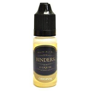 画像2: 【国産】 BINDERS - E-LIQUID (ビンダース・オリジナル)【電子タバコ/電子シーシャ/VAPE用・補充リキッド】