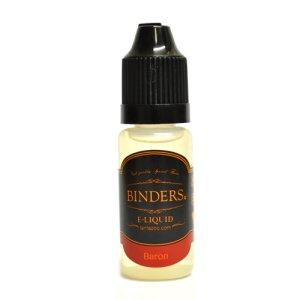 画像2: 【国産】 BINDERS - E-LIQUID (ビンダース・バロン)【電子タバコ/電子シーシャ/VAPE用・補充リキッド】