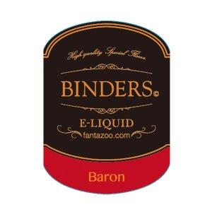 画像3: 【国産】 BINDERS - E-LIQUID (ビンダース・バロン)【電子タバコ/電子シーシャ/VAPE用・補充リキッド】