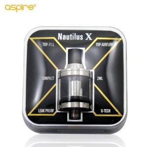 画像1: Aspire - Nautilus X【電子タバコ/VAPEアトマイザー】