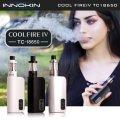 Innokin - Cool Fire IV・TC18650 スターターキット【温度管理機能付き・電子タバコ/VAPE】