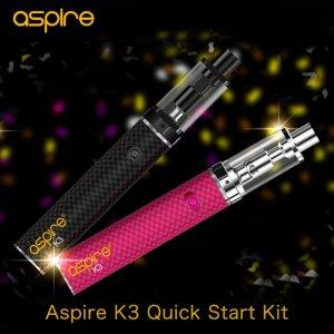 画像1: Aspire - K3 クイックスターターキット 【電子タバコ/VAPE】