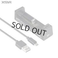 XTAR - ANT MC1 Plus【リチウム充電池用バッテリーチャージャー】