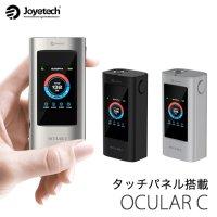 【タッチパネル搭載】Joyetech - OCULAR C(Ver 1.0)【温度管理機能・アップデート機能付き・電子タバコ/VAPE】