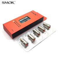 SMOK - Stick AIO交換コイル・5個セット【Priv ONE/Stick AIO用】