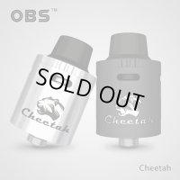 OBS - Cheetah RDA【中〜上級者向け・電子タバコ/VAPEアトマイザー】