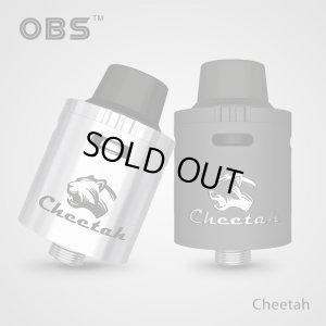 画像1: OBS - Cheetah RDA【中〜上級者向け・電子タバコ/VAPEアトマイザー】