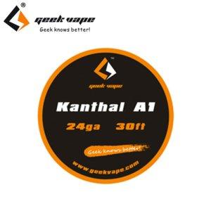 画像1: Geek Vape - Kanthal A1 Wire(カンタルA1・ワイヤー)約10m