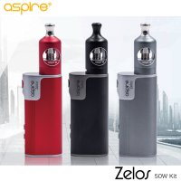 Aspire  - Zelos 50W Kit 【温度管理機能付き・電子タバコ/VAPEスターターキット】