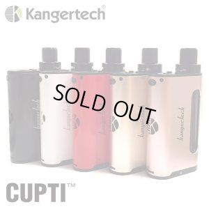 画像1: Kanger Tech - CUPTI【温度管理機能付き・電子タバコ/VAPE スターターキット】