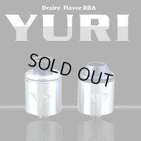 Desire - YURI RDA【中〜上級者向け・電子タバコ/VAPEアトマイザー】