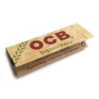 OCB - オーガニックヘンプ・ペーパー(レギュラーサイズ)