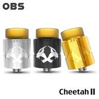 OBS - Cheetah II RDA 24mm【中〜上級者向け・電子タバコ/VAPEアトマイザー】