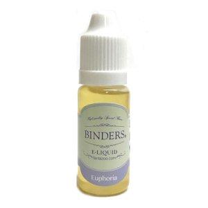 画像2: 【国産】 BINDERS - E-LIQUID (ビンダース・ユーフォリア)【電子タバコ/電子シーシャ/VAPE用・補充リキッド】