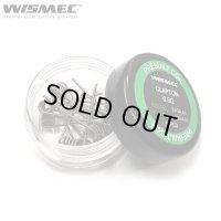 WISMEC - クラプトンコイル 0.5Ω(プリメイド・10個入り)