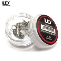 UD - ノッチコイル 0.35Ω(プリメイド・10個入り)