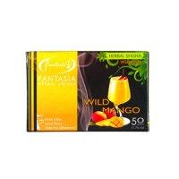 FANTASIA - ワイルドマンゴー50g(ニコチンなし・シーシャ用ハーブフレーバー)