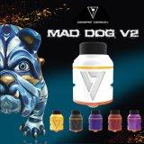 Desire - MAD DOG RDA V2【中〜上級者向け・電子タバコ/VAPEアトマイザー】