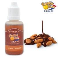 【国産】 FANTA ZOO - E-LIQUID (アーモンドチョコレート)【電子タバコ/電子シーシャ/VAPE用・補充リキッド】
