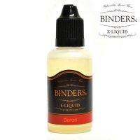 【国産】 BINDERS - E-LIQUID (ビンダース・バロン)【電子タバコ/電子シーシャ/VAPE用・補充リキッド】