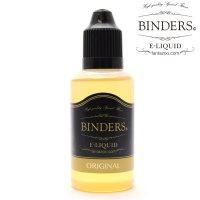 【国産】 BINDERS - E-LIQUID (ビンダース・オリジナル)【電子タバコ/電子シーシャ/VAPE用・補充リキッド】