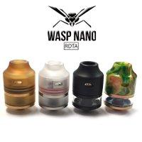 Oumier - Wasp Nano RDTA【中〜上級者向け・電子タバコ/VAPEアトマイザー】