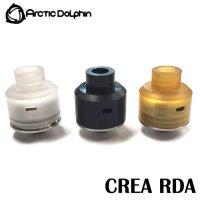 Arctic Dolphin - CREA RDA【中〜上級者向け・電子タバコ/VAPEアトマイザー】