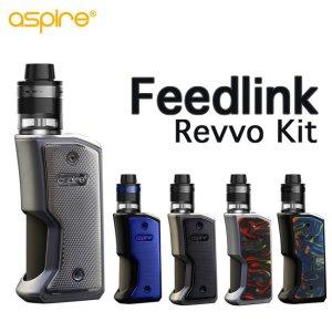 画像1: Aspire  - Feedlink Revvo Kit【電子タバコ/VAPEスターターキット】