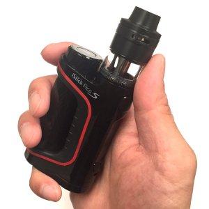 画像3: Eleaf - iStick Pico S MOD【温度管理機能・アップデート機能付き・電子タバコ/VAPE】