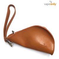 VAPE ONLY - 電子タバコ収納レザーポーチ・ストラップ付き