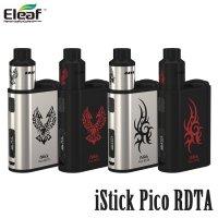 Eleaf - iStick Pico RDTA 【中〜上級者向け・電子タバコ/VAPE スターターキット】