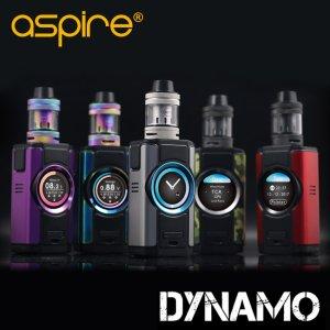画像1: Aspire  - DYNAMO Kit 【温度管理機能付き・電子タバコ/VAPEスターターキット】