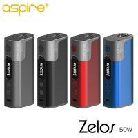 Aspire  - Zelos 50W Battery【温度管理機能付き・電子タバコ/VAPE】