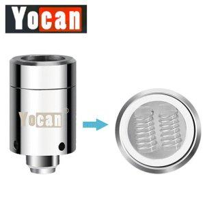 画像1: Yocan - LOADED用・交換コイル(クォーツデュアルコイル)